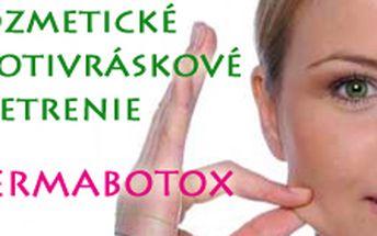 Protivráskový program dermaBotox v žilinskom salóne Margret