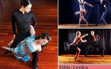 Chybí vám potřebné taneční nadání? Lekce s ostravským mistrem tance vás zachrání. 41% sleva na 10 LEKCÍ PRO CELÝ PÁR pod vedením dvojnásobného tanečního mistra ČR Filipa Swětíka.