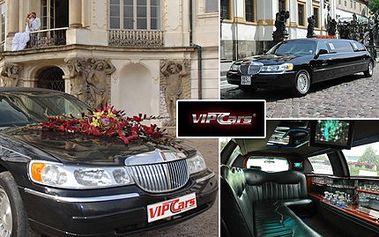 Milujete luxus, eleganci a krásná auta? Luxusní limuzína s řidičem je vám k dispozici na celou hodinu. 52% sleva na pronájem luxusní 9metrové limuzíny Lincoln s profesionálním řidičem na celou hodinu.
