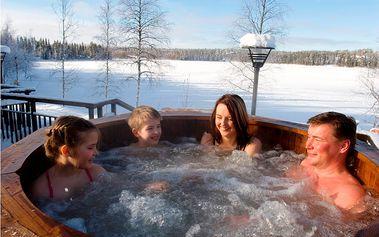 Pobyt na 3 noci pre 1 osobu s raňajkami, flašou sektu a vstupom do fínskej kade v štýlovom penzióne RAVENCE. Aktívne relaxujte v krásnej prírode na Liptove teraz so zľavou 50%! Platnosť CityKupónu je až do 30. 1. 2012!