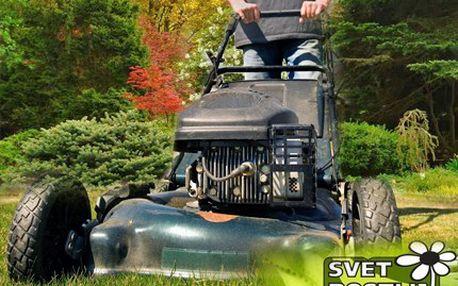 Nemáte čas věnovat se svému trávníku? Odborníci se o něj postarají v mžiku. 100 Kč za kompletní podzimní údržbu trávníku.