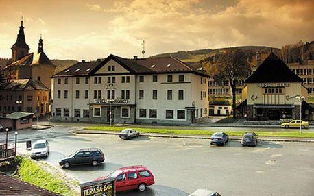 Nabitý wellness pobyt v hotelu Krakonoš s polopenzí od 38,5 Eur!