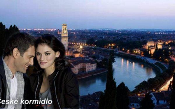 Super poznávací zájezd do nejkrásnějšího města Itálie Verony, na který si nemusíte brát dovolenou! Termín 17.11.2011 - státní svátek! Cena pouhých 1314 Kč! Sleva 40%!