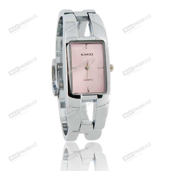 185 Kč za stylové náramkové hodinky v hodnotě 249 Kč vč. dopravy zdarma