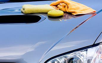 Auto jako nové díky ručnímu mytí s akční slevou 54 %! Nepoznáte, že ve vašem autě jedly děti nebo že jste tam vezli čtyřnohého miláčka. Nablýskaný vůz jen za 199 Kč!