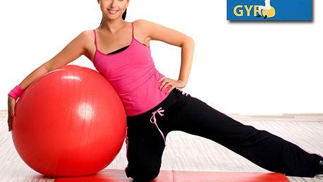 Udělejte něco pro svou kondici a ještě se při cvičení bavte: užijte si 5 lekcí pilates nebo gyro cvičení s 56% slevou!