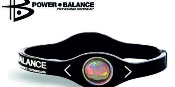 Náramky Power Balance s hologramy a v originálním balení jen za 129 Kč!Dostaňte své tělo do rovnováhy jako sportovci a celebrity