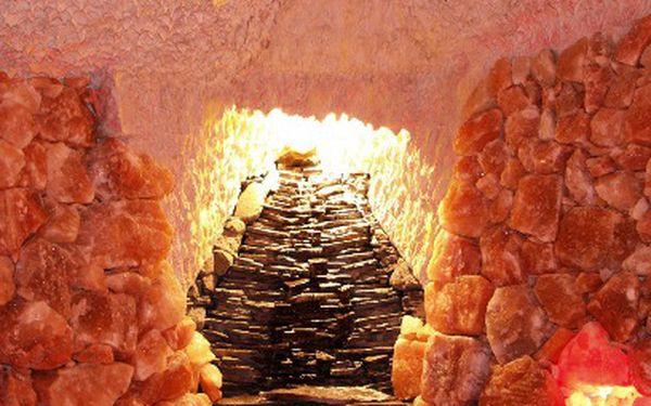 Tři vstupy do solné jeskyně za 190 Kč! Čas relaxace nadešel!