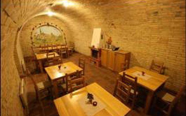 Úžasná nabídka!!! Pobyt na dvě noci pro 2 se snídaní v ráji vína na Jížní Moravě s možností degustace místních vín pro dvě osoby za neskutečných 1550,- Kč !!!!
