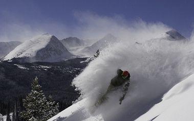 Ski & wellness v Krkonoších na chatě Orlík
