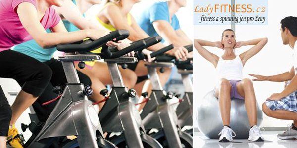 625 Kč za pět vstupů do Lady fitness s osobním kondičním trenérem. Účinný trénink přesně přizpůsobený vašemu tělu se slevou 51 %.