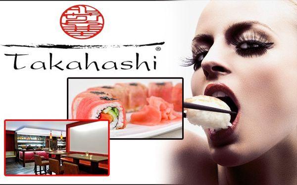 SUSHI se slevou 69%! Těšit se můžete celkem na 39 ks ve stylovém sushi baru! Obědové menu alias Business lunch z kvalitních surovin a k tomu navíc bohatý výběr! Ochutnejte Nigiri, Maki sushi a ostatní speciality za super cenu 290 Kč!