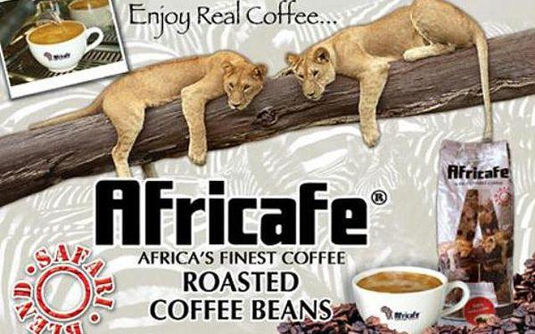 249 Kč za voucher na nákup kvalitní FAIR TRADE kávy a čajů v hodnotě 500 Kč