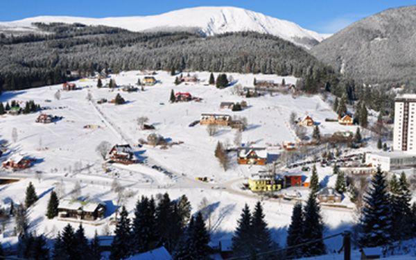 Adrenalin & wellness pobyt v Krkonoších na chatě Orlík