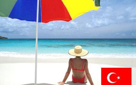 LASTMINUTE na 8 dní do Turecka so službami ALL INCLUSIVE do 5* hotela Holiday Garden Resort od CK OREX TRAVEL. Odlet z BA 1. 10. 2011! Všetky poplatky v cene! Limitovaný počet 10 CityKupónov!