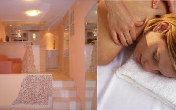 Vychutnejte si masáž dle svého výběru ve zdravém prostředí solné jeskyně. Děti vezměte s sebou ZDARMA! To vše jen za 133 Kč, sleva 47%