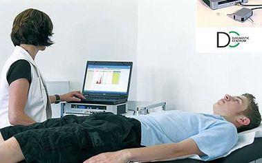 Světová novinka v oblasti diagnostiky organismu! Komplexní diagnostika vašeho těla bez kapky krve. Dopřejte vašemu zdraví potřebnou péči! Vyhodnocení stavu a konzultace s lékařem a frekvenční terapie se slevou 70%.