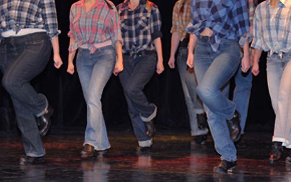 Půlroční kurz country tance se slevou 40%!