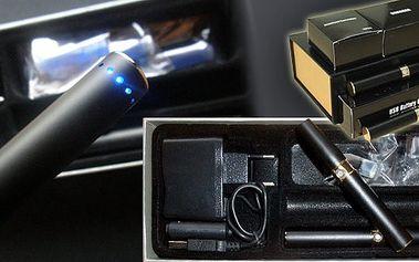 Elektronická cigareta Ego Vám pomůže při rozhodnutí přestat kouřit! Udělejte první krok a pořiďte si elektronickou cigaretu!