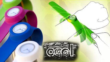 Super stylolé COOL hodinky ze silikonu - univerzální velikost pro všechny nebo Balanční náramek za jednotnou cenu pouhých 149Kč!! Cena včetně poštovného!