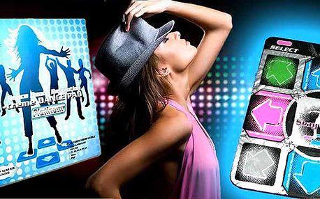 Absolutní novinka v oblasti tanečních simulátorů, jedná se o DANCE DANCE REVOLUTION X-Treme dance pad PLATINUM verze...!