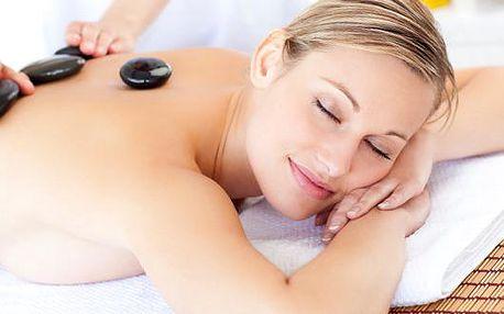 40% sleva na 60 minut kombinace klasické masáže s lávovými kameny. Budou Vám masírovány partie zad a šíje. Navštivte příjemné prostředí BEAUTY STUDIA na Jižních Svazích.