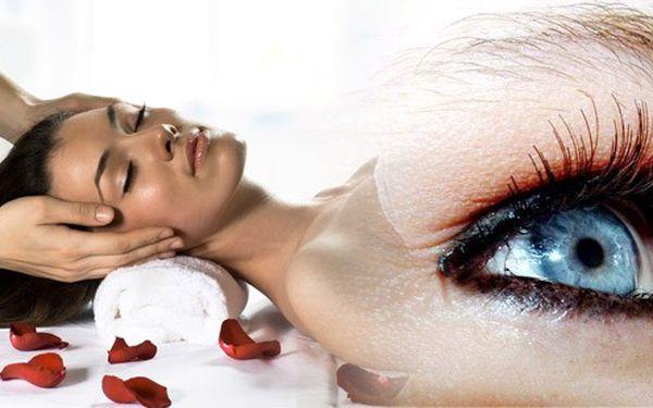 Masáž obličeje křištálovým kamenem, důkladné vyčištění a odlíčení pleti a na konec nalíčení dle Vašeho přání jen za 199,- Kč! Vyberte si líčení denní, večerní nebo kouřové…