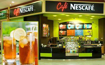 Osvěžte se v posledních letních dnech báječně vychlazeným ledovým čajem za polovinu ceny. Za kupon získáte lahodné nápoje rovnou 4!