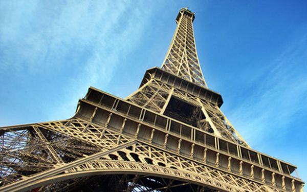 Zájezd do Paříže na 4 dny jen za 2480 Kč! Výběr ze 4 víkendových termínů!