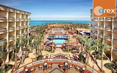 Letecký zájazd do EGYPTA na 8 dní do 5* hotela FESTIVAL RIVIERA so službami all inclusive od CK OREX TRAVEL! Odlet z BA 8. 10. 2011! Limitovaný počet len 12 CityKupónov! Všetky poplatky v cene!