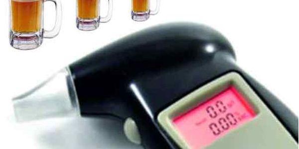 Neskutečně nízká cena za kvalitní alkoholtester! Jen 299 Kč a budete vždy vědět, jestli nadýcháte.Povinná výbava každého řidiče