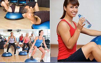 Chcete být štíhlá a cítíte se nezdravě?! Bosu Dance vám pomůže ke krásnější postavě. 51% sleva na cvičení BOSU® - balancování na míči s lektorem ve Fit studiu Hadrák.
