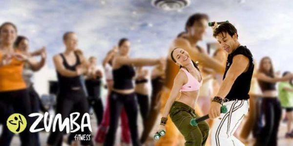 Přijďte si zařádit, protáhnout a procvičit své tělo na lekci ZUMBY s Luckou za 55 Kč! Spojení aerobiku, tance a spontánní zábavy v jednom Vám vykouzlí úsměv na tváři :-)