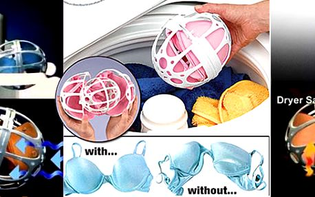 BUBBLE - BRA je perfektní pomocník pro praní vaších podprsenek. S tímto pomocníkem prodloužíte životnost vaší podprsenky. Nebudete mít už žádné polámané kostice!