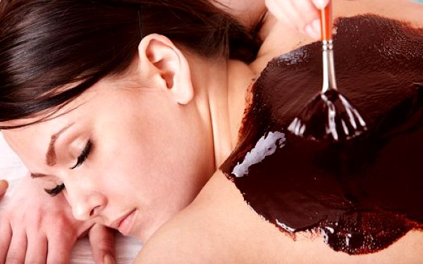 Čokoládová masáž a čokoládový zábal, nech se sladce hýčkat a zároveň dopřej svému tělu a pokožce péči, kterou si zalouží!!!