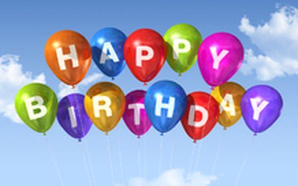 675 Kč místo 2 250 Kč - Balónková párty! Expres dodávka balónků na narozeninový večírek se slevou 70 %. Balloon expert taxi – specialista na zábavu