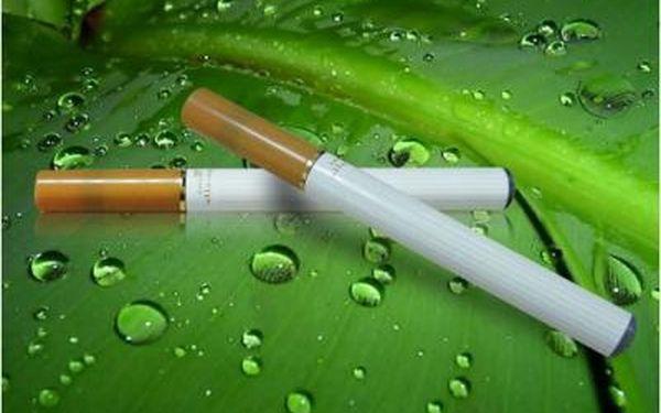 Odnaučte se kouřit! 2x ELEKTRONICKÁ CIGARETA s úžasnou slevou 79%! Zakuřte si třeba i v letadle! S elektronickou cigaretou můžete! Vychutnejte si zdravější kouření! Nebuďte už dál otrokem svých cigaret! A to za cenu pár krabiček !
