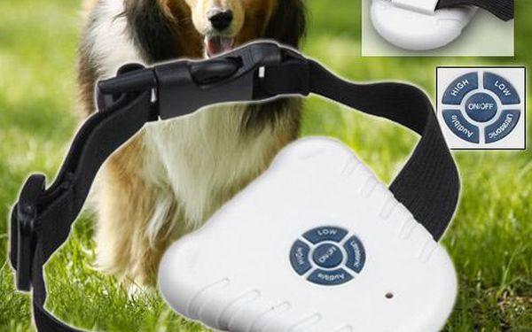 Protištěkací obojek proti štěkání a vytí psa za bezkonkurenční cenu na trhu! Trápí Vás štěkot Vašeho psa? Pořiďte mu obojek proti štěkání