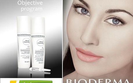 Pečujte o svou pleť a dopřejte jí změnu! Luxusní balíček Bioderma zničí každou pigmentovou skvrnu. 55% sleva na LUXUSNÍ kosmetický balíček Bioderma White Objective obsahující krém pro denní depigmentační péči a sérum pro zesílení a prodloužení účinku depigmentace.