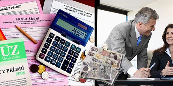 """Celodenní kurz """"základy účetnictví"""" na Praze 1 pod vedením zkušených lektorů s mnohaletými zkušenostmi! V ceně občerstvení a detailní podklady k prezentaci!"""