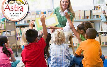 Angličtina pro děti od 3 do 14 let s 30% slevou. Rozděleno dle věkových skupin. Neváhejte a přihlašte své děti na vzdělávací kurzy. AJ je základní výbavou!