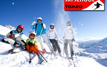 Naučte se lyžovat nebo jezdit na snowboardu! Hodina výuky lyžování nebo snowboardingu s instruktorem se slevou 40% za 209 korun. Rodinná nebo skupinová výuka ve středisku podle vašeho výběru!
