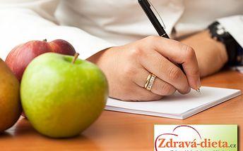 Zdravé srdce? Prevence, pohyb a kvalitní strava! Individuální HODINOVÁ konzultace s výživovou poradkyní se skvělou 63% slevou za 290 korun!