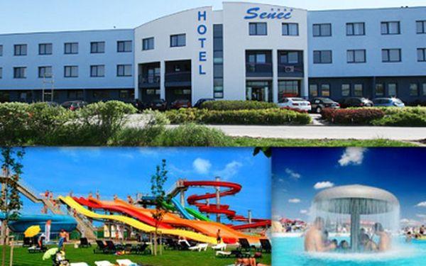 Tři dny v hotelu Senec**** jen za 2060 Kč!