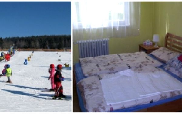 TÝDENNÍ rodinný POBYT v blízkosti LIPENSKÉ PŘEHRADY, lyžařského střediska KRAMOLÍN, aquaparku či cyklostezky! Příjemný odpočinek, krásná příroda a mnoho vyžití pro Vaše ratolesti! Platnost voucheru až do KVĚTNA 2012!