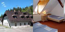 Kouzelná ŠUMAVA za 390,- Kč / osoba / noc s POLOPENZÍv srdci Kašperských hor. Užijte si relax v horském hotelu Popelná,který leží u Losenického...