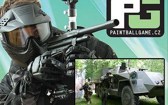 Adrenalinová střílečka bez rizika – paintball se slevou 58 % ve vojenské základně Benešov u Prahy. Na výběr klasická hra nebo hra podle scénáře! To vše jen za 166 Kč!