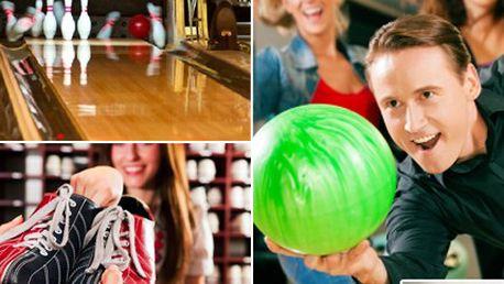 Vypilujte techniku! Čekají vás dvě hodiny bowlingu! S 53% slevou si užijte s přáteli dvě hodiny bowlingu v ENJOY BOWLING.
