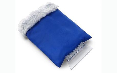 Vybavte se na Zimu!! Sleva 42% na praktickou škrabku se zateplenou rukavicí. Konec zmrzlých rukou při škrabání námrazy z auta!
