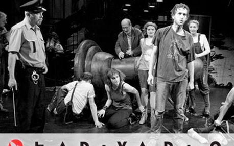 Jen 114 Kč za DIVADELNÍ představení Jsem Kraftwerk! Přijďte se i Vy podívat do brněnského HaDivadla na toto vynikající představení se slevou 49 %!